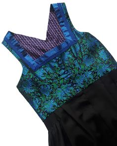 Vintage Dress Medieval Folk Size 42 / M