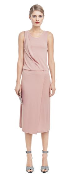 Drape Tank Dress - Dresses - Shop Woman - Filippa K