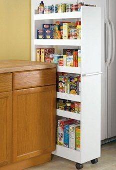 тонкий шкаф,выдвижной шкаф,кухня,мебель,полки
