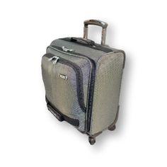 """Водонепроницаемый чемодан на двух колесах Asiapard 9041 (17"""") с встроенным…"""