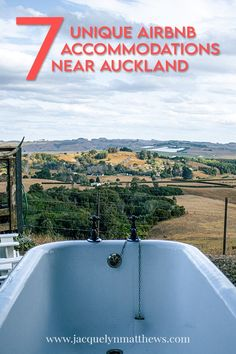 If you're looking for unique accommodations near Auckland, I've compiled a list of my favorites from five different websites! Cabins in the rainforest, tents in the fields and hidden city gems! Bucket List Destinations, Amazing Destinations, Travel Destinations, Auckland, Airbnb Accommodation, Waiheke Island, Water Pictures, Forest View, New Zealand Travel