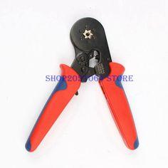 Fasen HSC8 6-4 HSC8 6-6 саморегулируемых мини-тип обжимные плоскогубцы 0.25-6mm2 щипцы для наращивания волос ручной инструмент терминалы 1008 красный 1508 синий 2508y
