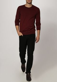 Tiger of Sweden TERRY - Strickpullover - noon red - http://www.giftupload.com