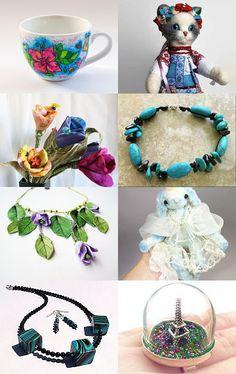Gifts! by Cvetelina Mironova on Etsy--Pinned with TreasuryPin.com