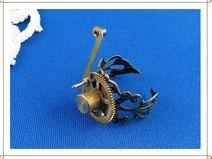 ♥ Steampunk ♥ Damen - Ring ♥ Recycle Art