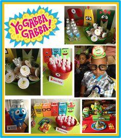 Yo Gabba Gabba! Birthday Party Ideas   Photo 4 of 11