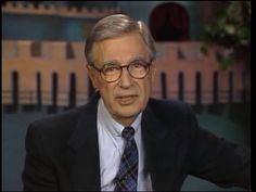 Fred Rogers Message to those who grew up with the Neighborhood