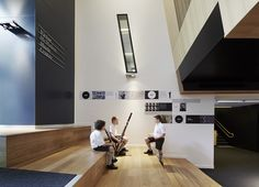 Gallery - St Kevin's College, Victor McMahon Music Centre / Baldasso Cortese Architects - 4