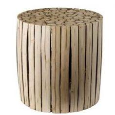 Dřevěný stoleček/stolička