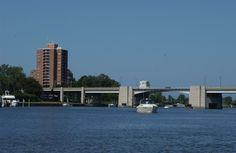 saint joseph michigan   St. Joseph, MI - St. Joe River Channel