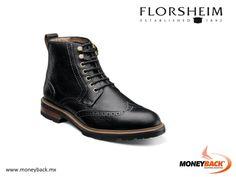 MONEYBACK MÉXICO. Un zapato fuertemente diseñado disponible en una combinación de piel lisa y granulada, el Kilbourn Plain Toe Oxford se adapta a todas tus necesidades de moda. Ya sea que estés en la oficina o en la ciudad, el contraste suave de la suela de goma de dos colores te hará sentir siempre cómodo. Compra Florsheim en México ¡y obtén un reembolso de impuestos Moneyback! #moneyback www.moneyback.mx