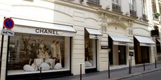 Chanel To Open First Spa  - TownandCountryMag.com