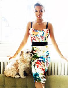 Samira Wiley she is freakin gorgeous I can literally look at her for hours