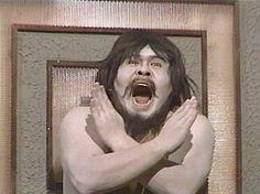 否定 : 【LINE】スタンプ代わりに使える便利な画像まとめ【130個超】 - NAVER まとめ Showa Era, Those Were The Days, My Childhood, Peace And Love, Funny Pictures, Kawaii, Japan, Humor, Portrait