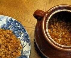 Authentic Boston Baked Beans - Our Heritage of Health
