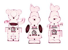 scanned toys
