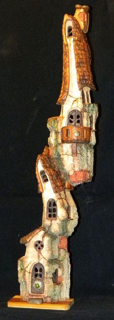 Fairy House by *ForestDwellerHouses on deviantART