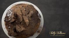 Sally Williams Nougat Cake Nougat Cake, Cake Flour, Cake Ingredients, Sally, Food To Make, Vanilla, Ice Cream, Sugar, Baking