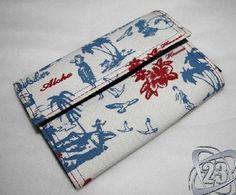 22db338e20adf Portfele skórzane damskie i męskie · O neill Mens Womans Unisex Wallet  Fashion Designer Trifold Aloha White Medium Continental Wallet, Wallets