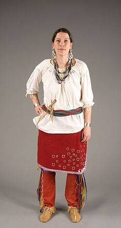 Today, Eastern Woodlands Native American Clothing is worn at social events, like Powwows, and at Native American ceremonies. The Wandering Bull – Native American Trading Post carries a full line of Eastern Woodlands Native American Clothing for the Native community and .