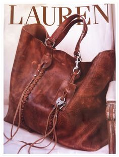 LOVE Ralph Lauren Western. Shared by Career Path Design