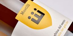 Mustilli — The Dieline - Branding & Packaging