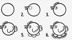 10 egyszerű mód, hogyan rajzoljunk gyermekünkkel állatkertet   Sokszínű vidék
