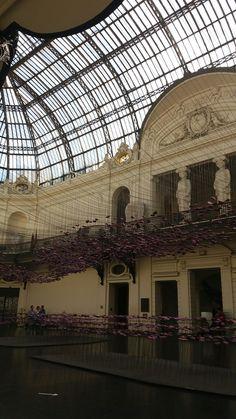 Museo de Bellas Artes, Santiago. Chile