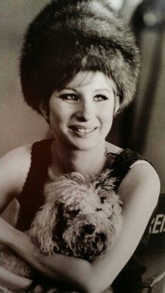 """Barbra and the """"original"""" Sadie, 1967"""