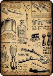 Resultado de imagem para placas barbearia e cervejas antigas