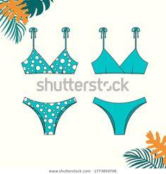 Line Illustration, Designer Swimwear, Fashion Sketches, Coloring Books, Vectors, Royalty Free Stock Photos, Drawings, Fashion Design, Women