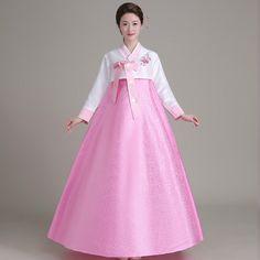 78a594f62 Compra traditional korean dresses y disfruta del envío gratuito en  AliExpress.com. Ropa TradicionalCoreano TradicionalVestido CoreanoOutfits  CoreanosTraje ...