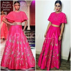 Yay or Nay : Nargis Fakhri in Anita Dongre