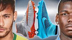 Neymar VS Pogba - Boot Battle: Magista vs Hypervenom 2 Test & Review