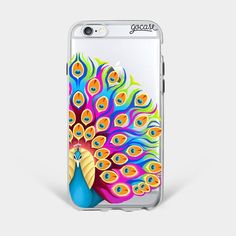 Product peacock iphone6