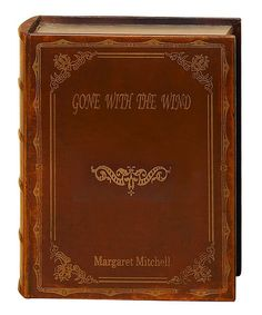 Take a look at this 'Gone with the Wind' Book Box by Fourth of July Boutique on #zulily today!--and this one for my twinkie