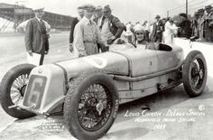 Albert Lory's 1926 Delage was a masterpiece of racing design. French Champion…
