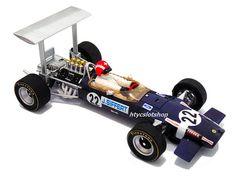 Lotus Type 49B Jo Siffert by Superslot (Scalextric UK)