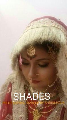 Beautiful indian muslim bride