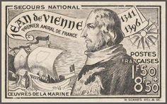 I uploaded new artwork to fineartamerica.com! - 'National Emergency Jean De Vienne 1341-1396 First Admiral Marine Works France Stamp' - http://fineartamerica.com/featured/national-emergency-jean-de-vienne-1341-1396-first-admiral-marine-works-france-stamp-lanjee-chee.html via @fineartamerica