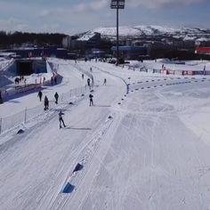 Видео: @andrew51_rus Завершающий этап соревнований кубка Анны Богалий по биатлону который прошёл в Мурманске  Посещайте профиль автора видео и подписывайтесь на него!  #dronefly #droneflying #drone #dronevideo #aerial #aerialvideo #aerialist #video #wintersport #wintersports #ski #biathlon #sport #visitrussia #murmansk #биатлон #лыжи #мурманск