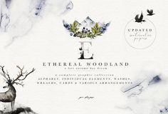 Ethereal Woodland -