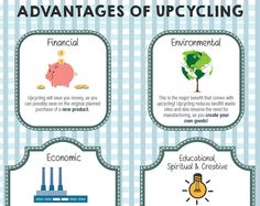 INFOGRAPHIC: How upcycling turns trash into treasure   Inhabitat - Sustainable Design Innovation, Eco Architecture, Green Building