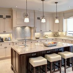 Off White Kitchen Cabinet image of: cream colored distressed kitchen cabinets | decorating