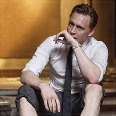 Tom Hiddleston as Dr Robert Laing in High-Rise.