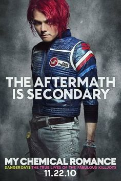 Gerard Way, Killjoys era