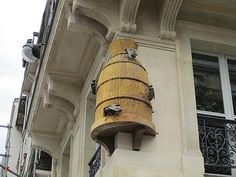 #beehives in #Paris