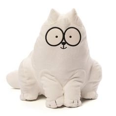 GUND has teamed up with the UK's largest animation channel to bring you plush versions of Youtube sensation Simon's Cat. Boasting millions of subscribers, views, and social followers internationally,
