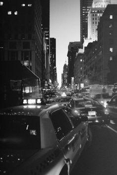 Le grand New York. Je t'aime.