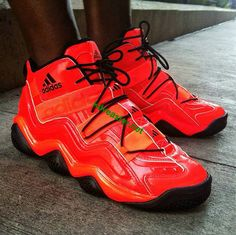 Adidas ,, cool basketball shoes !! My god brother would love these!!!!!